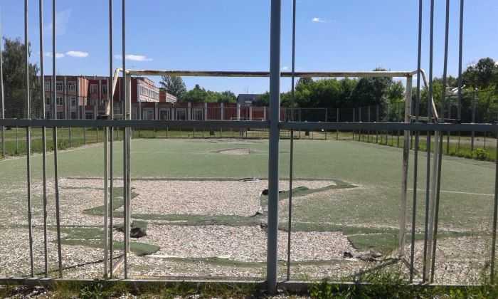 Мини - футбольное поле