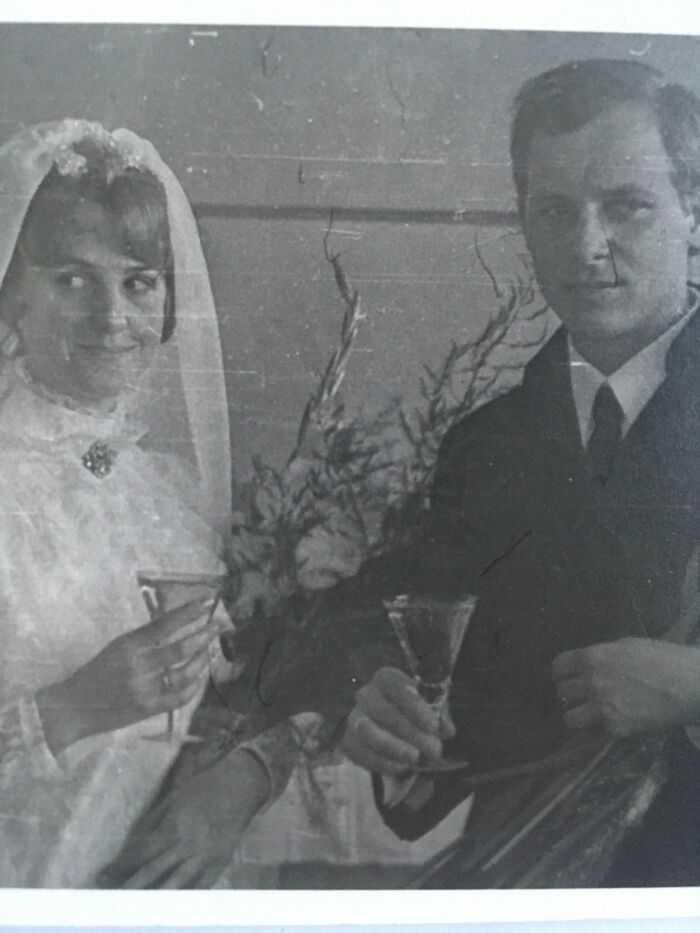 14.08.1971 год . Свадьба Владимира и Аллы