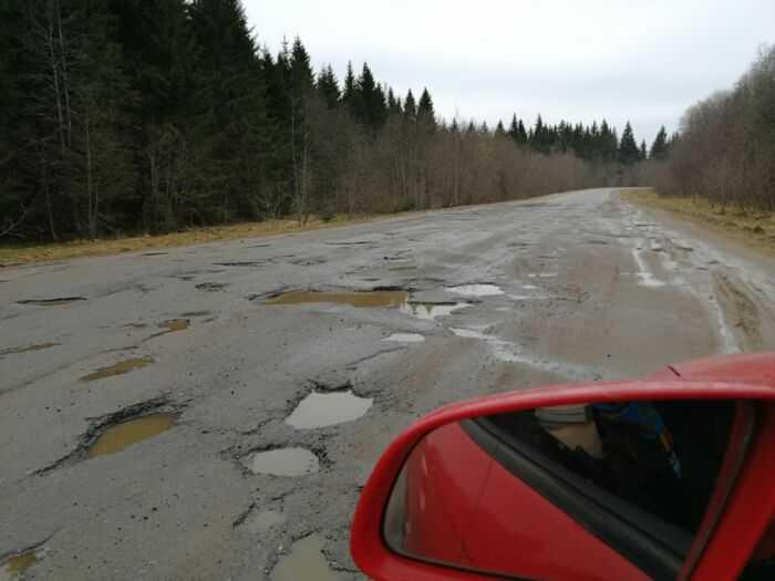 Качество дорожного покрытия
