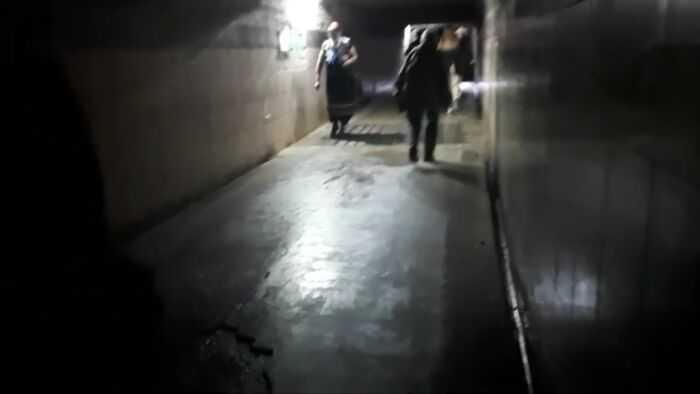 подземный переход в город Обнинск