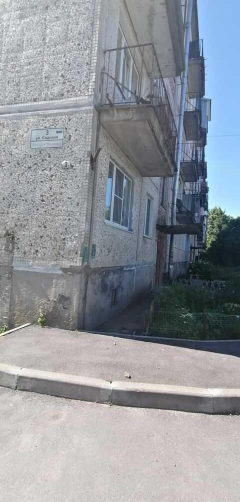 Куски бетона отламывающиеся от балкона